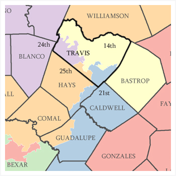 Map Of Texas Senate Districts.Ana Jordan For Texas House District 47