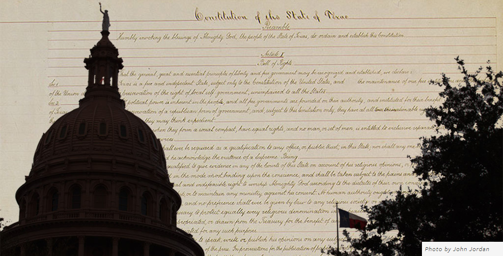 Abbott should fix Texas' problems before amending U.S. Constitution
